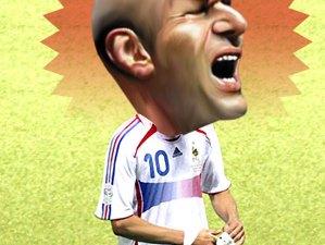 A cabeçada de Zidane e a arte de negociar.