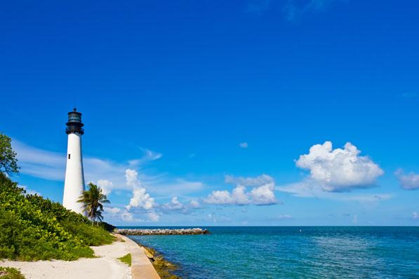Light House of Key Biscayne