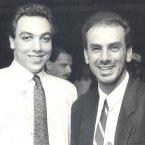 Ricardo Bellino e Nelson Alvarenga